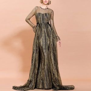 Glam Evening Gown
